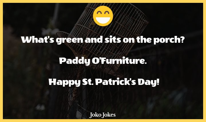 Furniture joke, Did you know people are getting paid to mention products in their Facebook statuses?