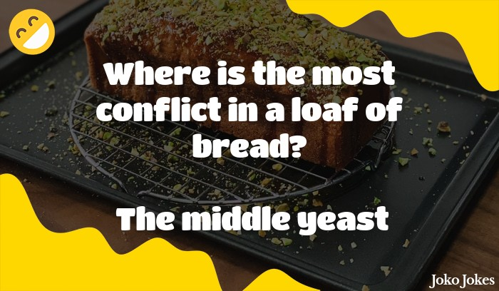 Loaf joke, What's another name for a loaf of pickle bread?