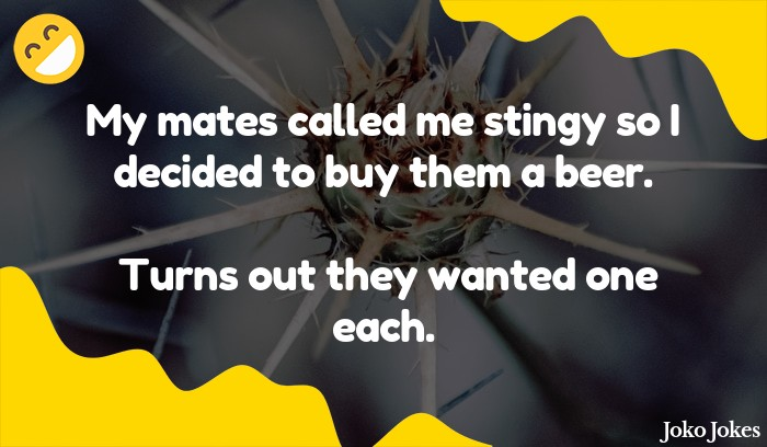 15+ Stingy Jokes That Will Make You Laugh Out Loud