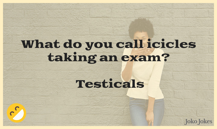 Testic joke, How many testicles does an Oak have?